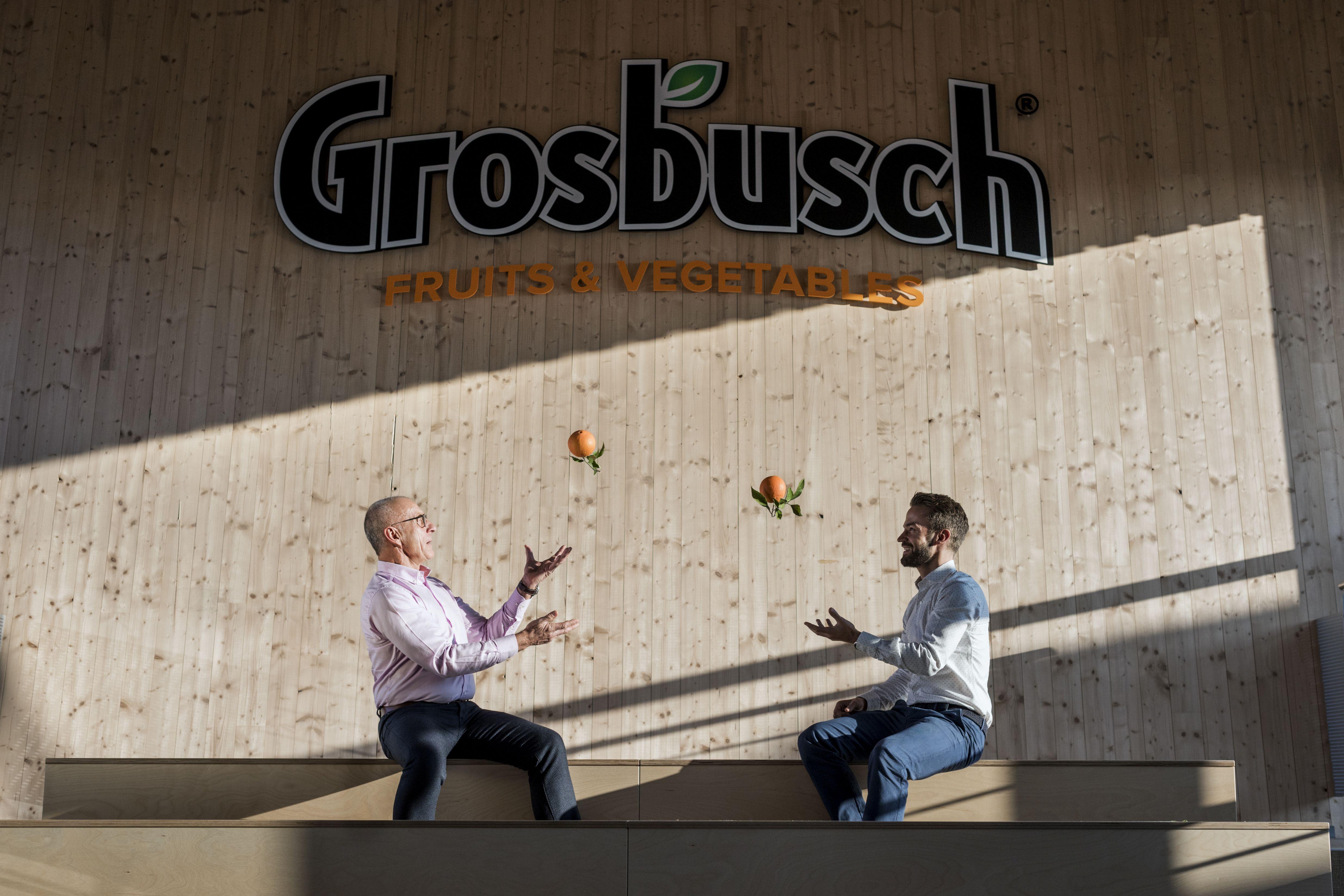 Grosbusch pour Echo des entreprises FEDIL